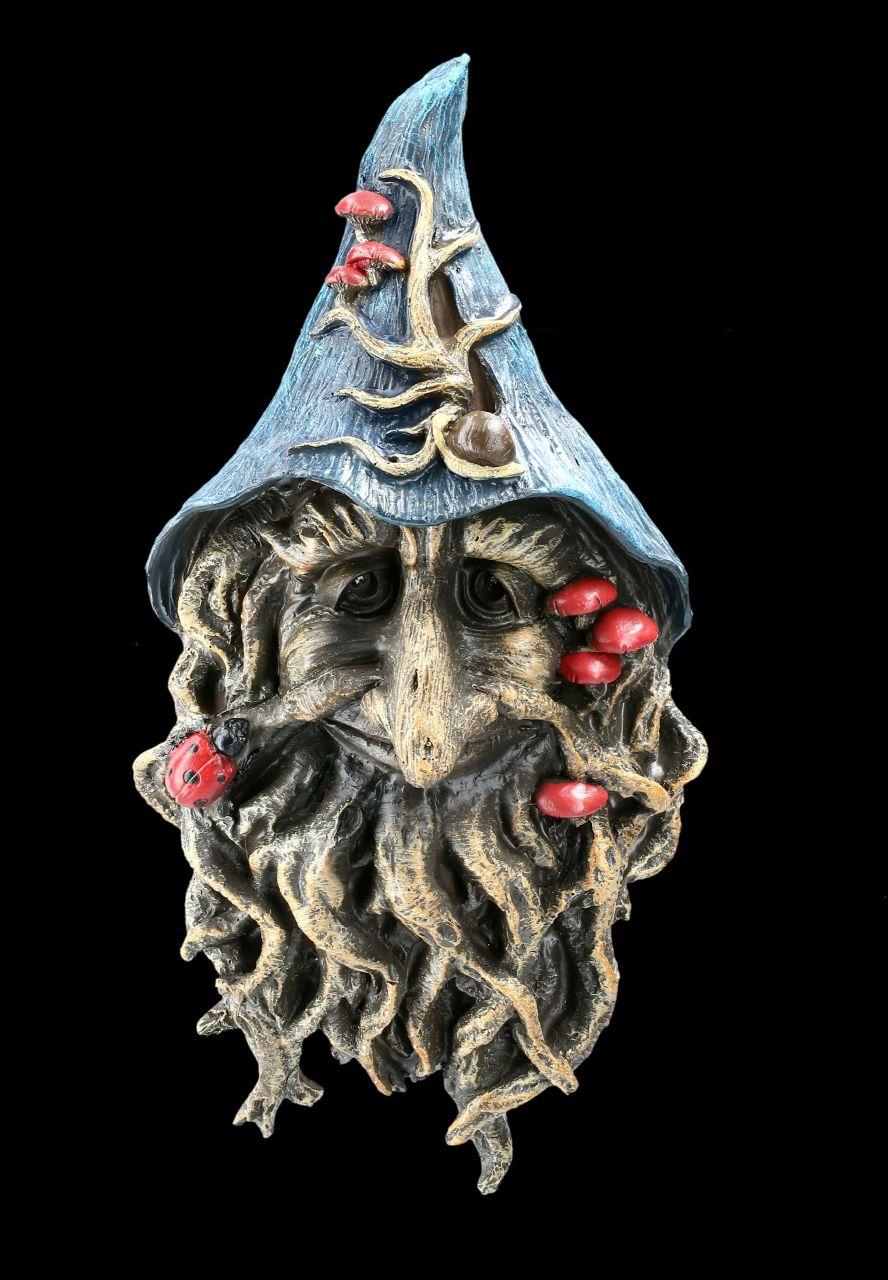 Wandrelief - Greenman Zauberer Gwydion