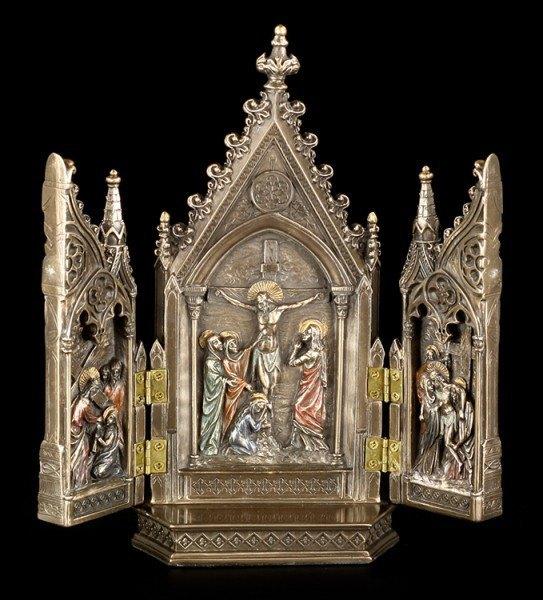 Kalvarienberg - Winged Altar
