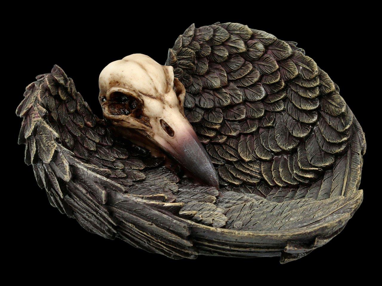 Schale - Rabenschädel