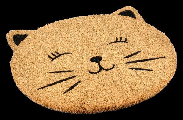 Doormat - Cat Face