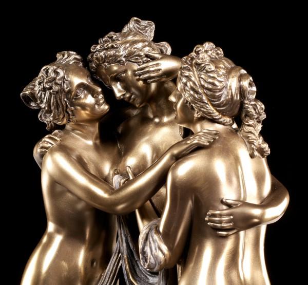 Drei Grazien Figur nach Antonio Canova