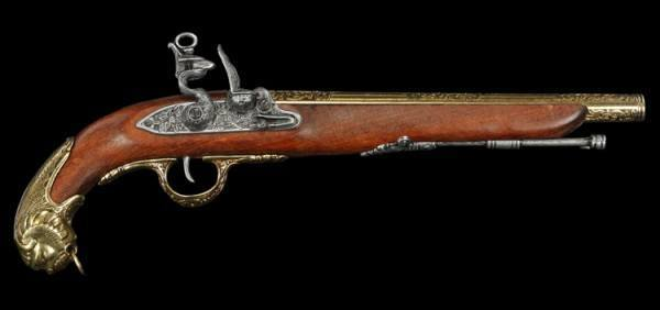 Flintlock Pistol - Germany