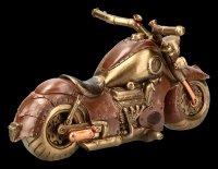 Steampunk Motorrad - Cogwork Cruiser