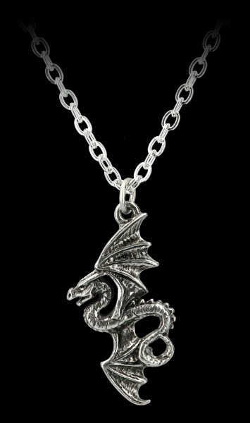 Alchemy Drachen Halskette - Flight of Airus