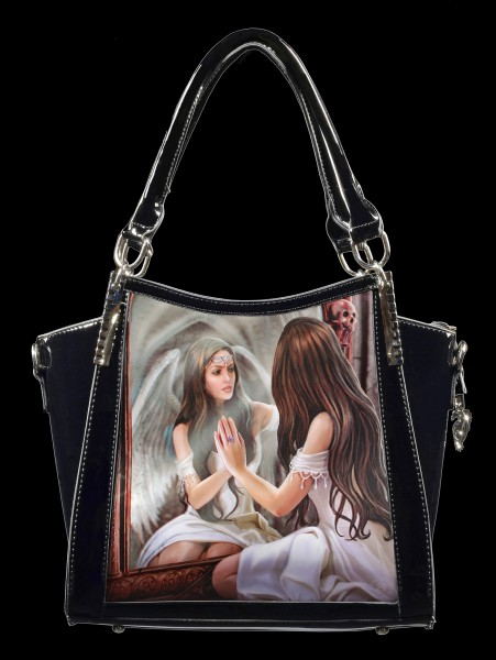 Fantasy Handbag with 3D Picture - Magic Mirror