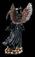 Steampunk Reaper Figur - Wings of Death