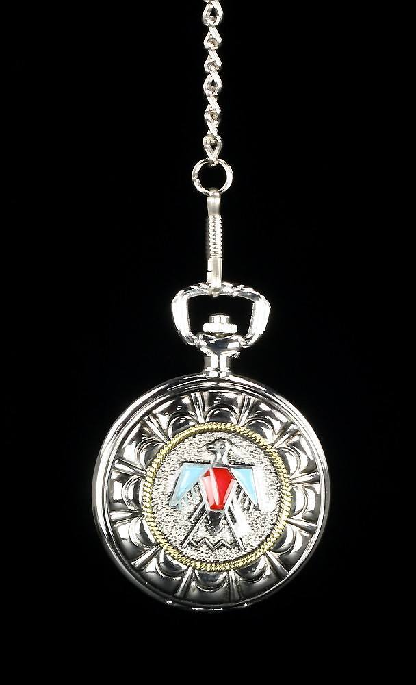 Pocket Watch - Indian Founding Fathers I