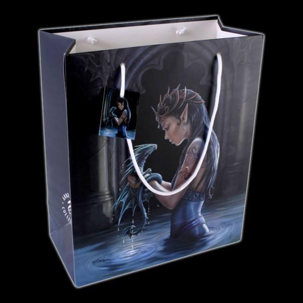 Große Geschenktüte - Water Dragon