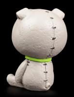 Furry Bones Figurine - Pug