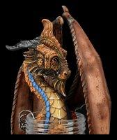 Drachen Figur - Moonshine