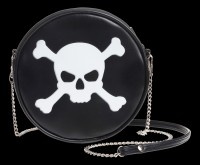 Alchemy Gothic Purse Bag - Skull & Crossbones