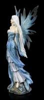 Feen Figur - Glacia im blauen Kleid