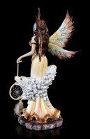 Elfen Figur - Iris mit Traumfänger