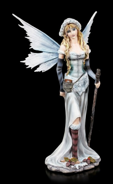 Fairy Figurine - Season Winter Calista