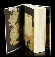 Game of Thrones Notizbuch - Winter is Coming