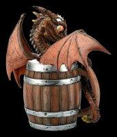 Drachen Figur - Dark Beer