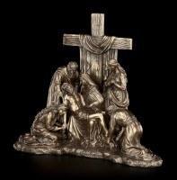 Jesus Figur - Abnahme vom Kreuz