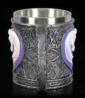 Fantasy Tankard - Unicorn Couple