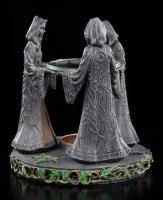 Wicca Duftlampe - Magischer Zirkel