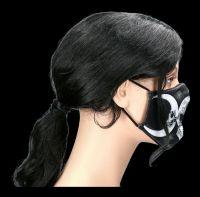 Gesichtsmaske Totenkopf - Dark Goddess