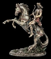 Apocalyptic Horseman Figurine - Victory & Purity