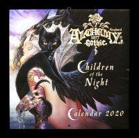 Alchemy Gothic Kalender 2020 - Children of the Night