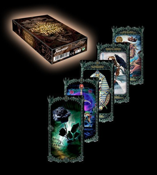 Alchemy Gothic - Tarot Card Set