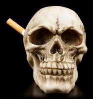Ashtray - Skull without Skullcap