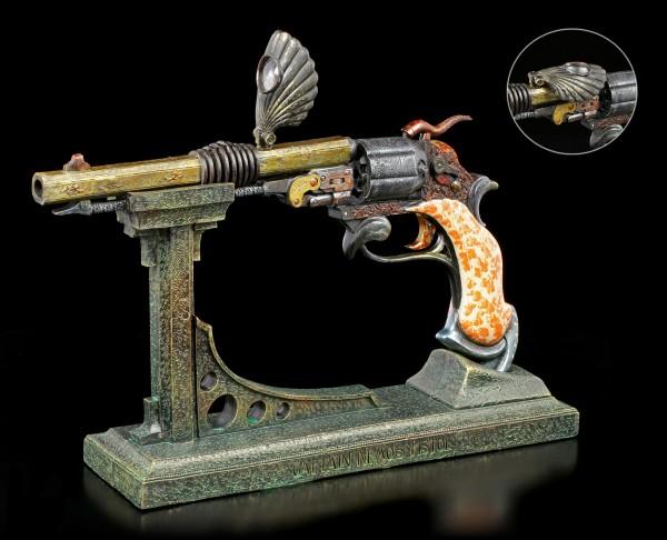 Steampunk Decoration Gun - Captain Nemo's Pistol