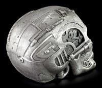 Cyborg Skull Box