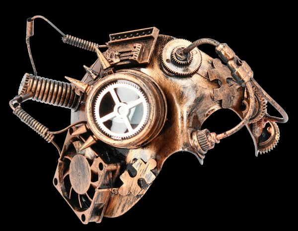 Steampunk Mask - Cyber Switch
