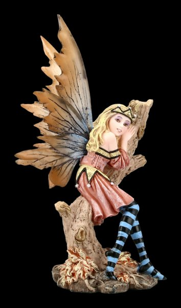 Fairy Figur - Princess Mila dreaming