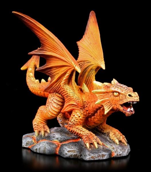 Drachen Figur - Baby Fire Dragon