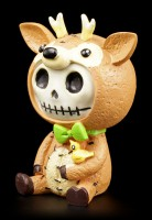 Furry Bones Figurine - Deer