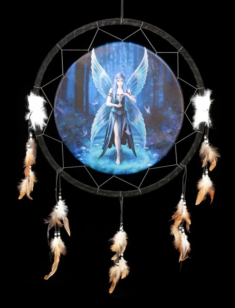 Large Dreamcatcher with Fairy - Enchantment