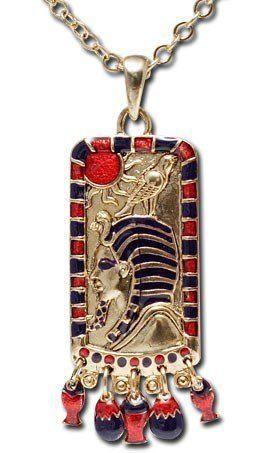 ägyptische Halskette - Tut-Anch-Amun