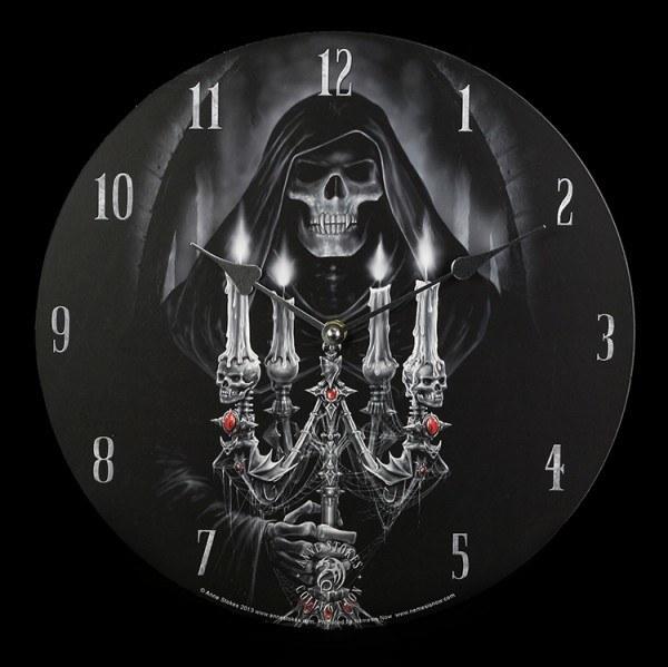 Wanduhr Reaper - Candelabra