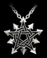 Chaosagram - Alchemy Gothic Pendant