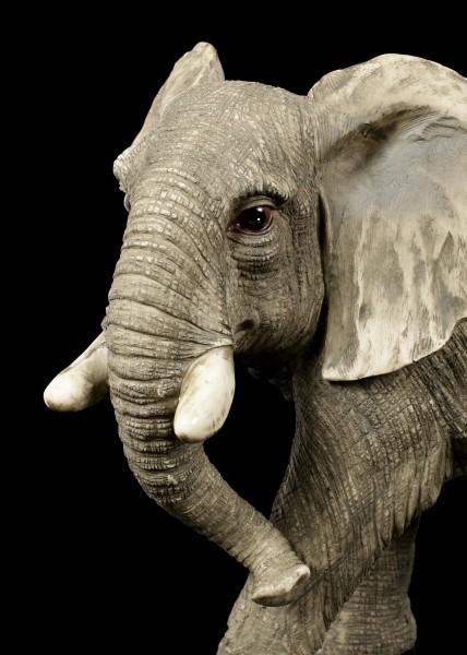 Elefanten Figur - Großer Bulle