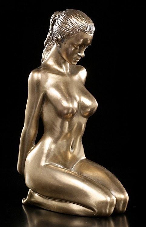 Akt Figur - Erotische Frau - Entspannung