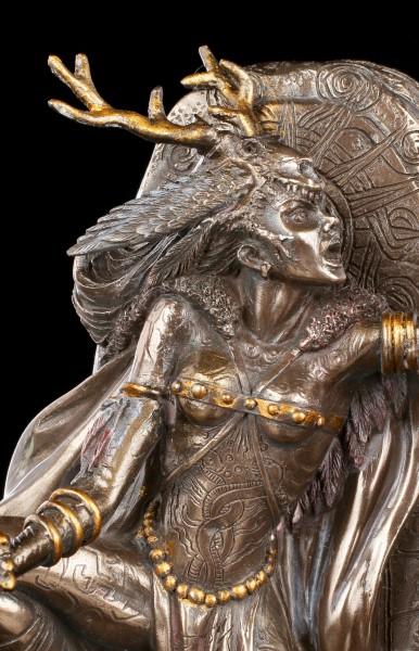 Morgan le Fay Figurine - Halfsister of King Arthur