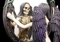 Dark Angel Figur - Spiegelung des Schicksals