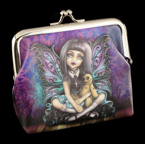 Coin Purse Gothic Fairy - Noire