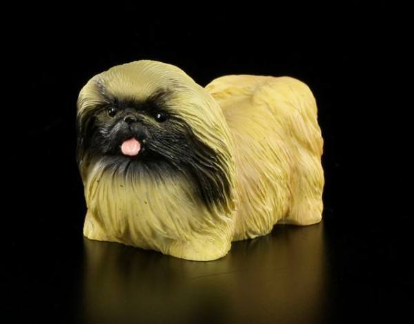 Dog Figurine small - Pekingese