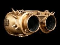 Steampunk Brille - Industrial Eyes