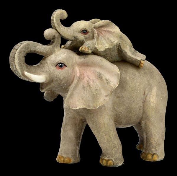 Elephant Adventure Figurines Set