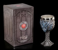 Dragon Lore Goblet by Anne Stokes