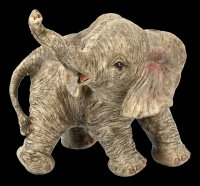 Elephant Figurines - Trunk to Trunk