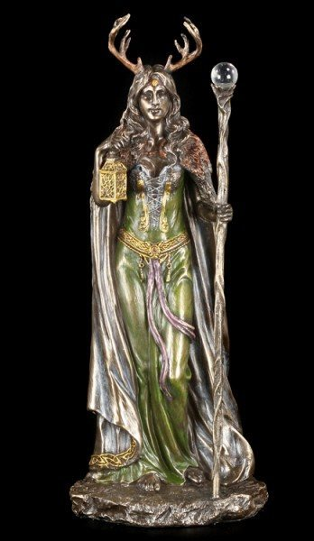 Wicca Figur - Keeper of The Forest