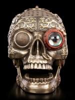 Steampunk Totenkopf - Mechanical Dentition